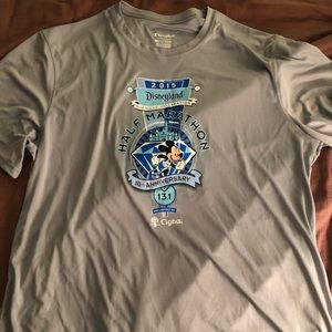 Shirts - Run Disney 2015 half marathon tech T size 2xl